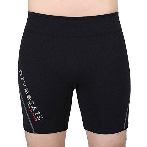 Un punto caldo spessa 1,5mm in neoprene immersioni pantaloncini pantaloni