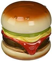 Salvadanaio con serratura e chiave nella parte inferiore1pezzoModello 'hamburger'Materiale: ceramicaDimensioni: altezza ca. 14cm e diametro ca. 13cmMolto divertente salvadanaio-riempito deve essere più di un 'Menu' Im Fast Food ristorant...