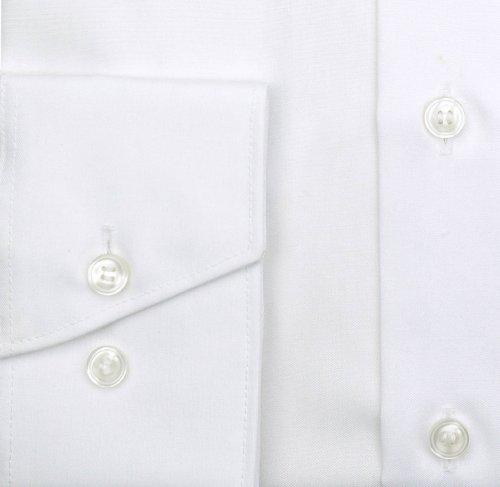 Marvelis Hemd Comfort Fit weiß Weiß