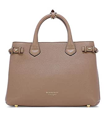 BURBERRY Women's Shoulder Bag Brown brown Brand size Brown Size: One size