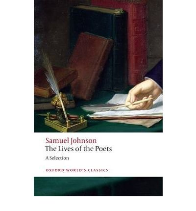 TheLives of the Poets A Selection by Johnson, Samuel ( Author ) ON May-28-2009, Paperback
