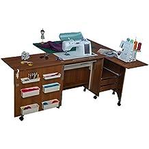 Comfort 5+ | Muebles para máquinas de coser y overlock | (Beech Ellmau,