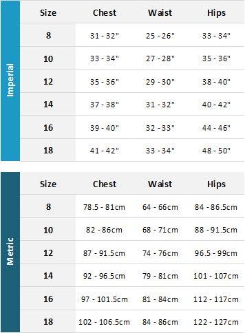 Musto Frauen wichtige UV Schnell Dry Segelhose Carbon - Lange Bein 85cm - Schnelle Drying mit UV - Schutz