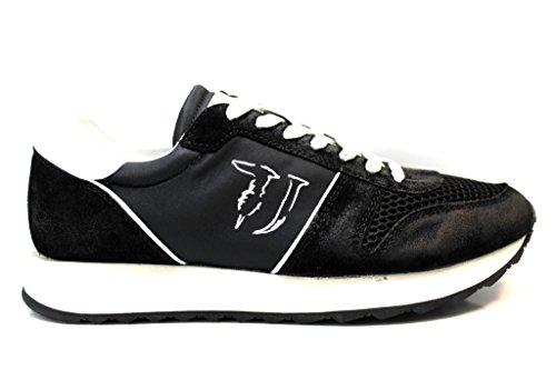 sneakers scarpe Trussardi 77S064_49_BLU_NAVY Blu