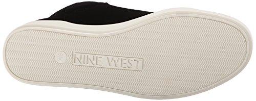 Nine West Verona Fabric Fashion Sneaker Black