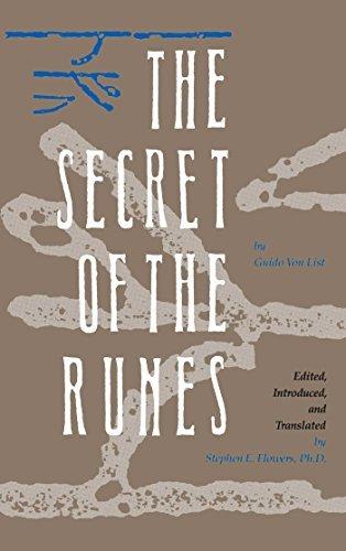 The Secret of the Runes by Guido von List (1988-07-01)