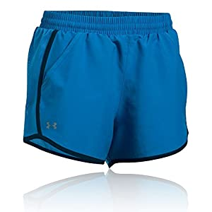 Under Armour Fly By, Pantaloncino Sportivo Donna