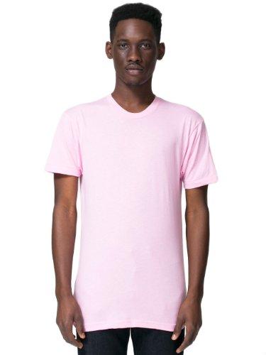 american-apparel-camiseta-ropa-para-hombre-rosa-small