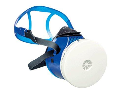 Dräger X-plore 4740, Silikon, Robuste Einfilter-Halbmaske mit Rundgewindeanschluss RD40, Größe M/L