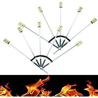 Coppia di gamma del fuoco 5 rami PassePasse