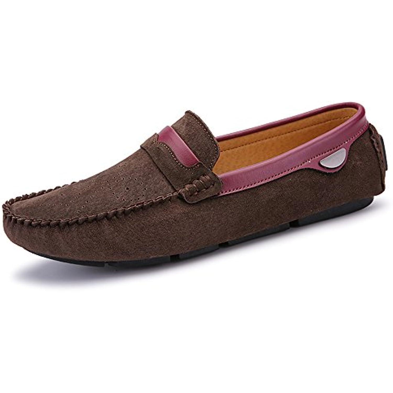 Pigskin Chaussures d' eacute;t eacute; Plats Chaussures agrave; Talons Plats eacute; Occasionnels - B07G96PFDC - b9d098