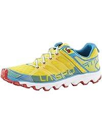 La Sportiva Helios - Zapatillas trail running para hombre - amarillo/azul Talla 43 2015