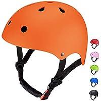 SKL Kids Scooter Helmet Skateboard Helmet for Toddler (V2.0, 45-51cm)