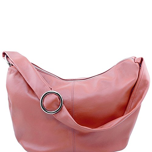 tuscany-leather-yvette-leather-hobo-bag-tl140900-dusty-rose