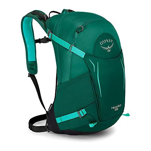 Osprey Hikelite 26 Unisex Hiking Pack - Aloe Green...