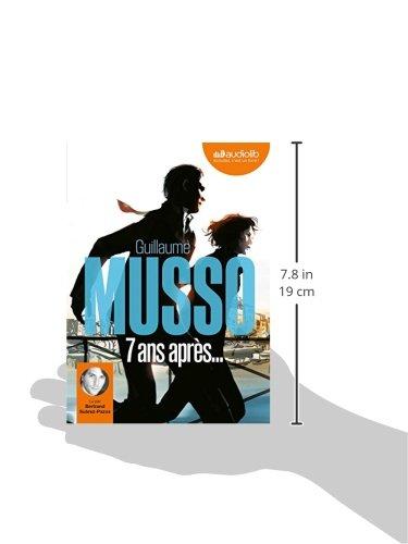 7 ans après: Livre audio 1CD MP3 - 591 Mo