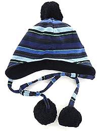 Gallo Cappello Bimbi Aviatore Fantasia Righe AP108794 copiativo Blu a377b1048524