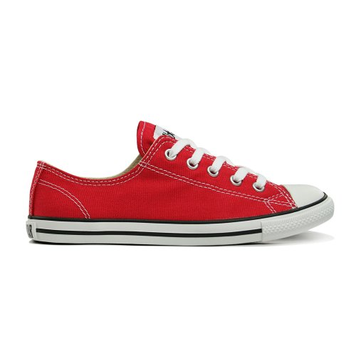 Converse - As Dainty Ox, Sneakers da donna Rosso (Varsity Red)