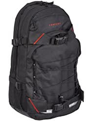 FORVERT Backpack Laptop Louis, Black, 51 x 29.5 x 15 cm, 26.5 Liter, 880192