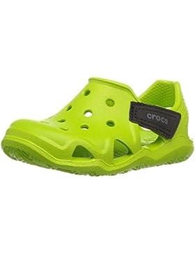 Crocs 204021, Zapatos de Cordones Oxford Unisex Niños