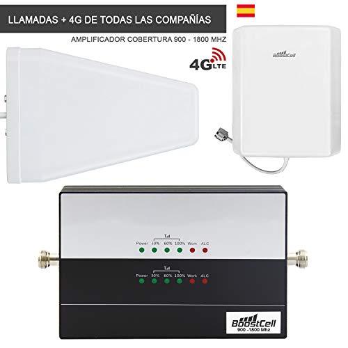 Boostcell Amplificador de Cobertura 900-1800 MHz XL