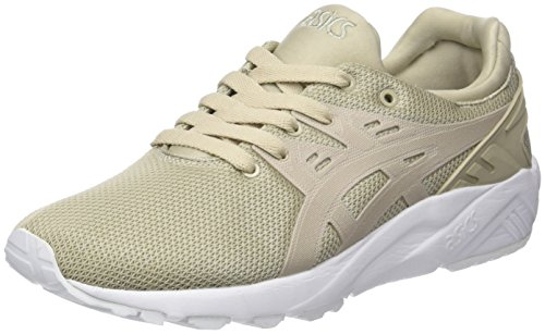 Asics Gel-Kayano Trainer Evo, Chaussures de Running Entrainement Mixte Adulte Gris (Feather Grey/Feather Grey)