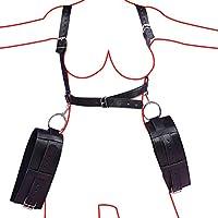 HEALIFTY Sex Bondage Straps Beinstütze System Hand Knöchel Manschette Bett Fesseln Sex Bondage Position Unterstützung... preisvergleich bei billige-tabletten.eu