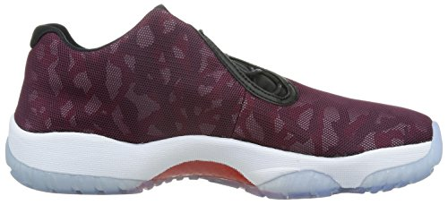 Nike - Air Jordan Future Low, Scarpe sportive Uomo bordeaux black gym rosso bianco 605