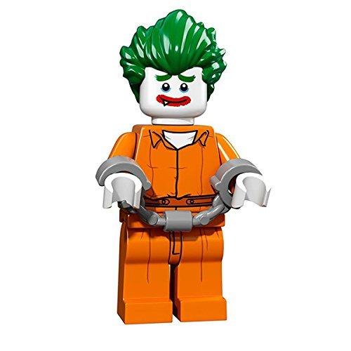 LEGO 71017 Minifigures Serie LEGO BATMAN MOVIE - THE JOKER™ ARKHAM ASYLUM Mini Action Figure