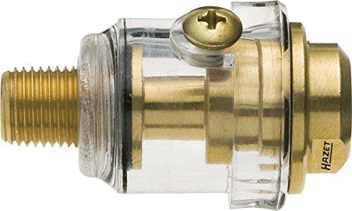Preisvergleich Produktbild HAZET Mini-Öler (Füllmenge: 28 ml, nachfüllbar, kompakte Ausführung zur direkten Befestigung am Werkzeug) 9070-1
