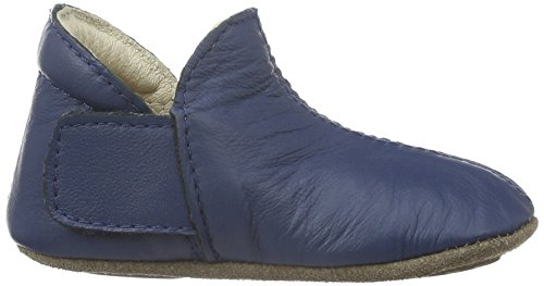 En Fant - Adventure Slipper, Mocassini Unisex – Bambini Blau (Navy 04)