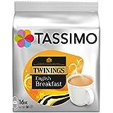 Twinings Tassimo Petit Déjeuner Anglais (16 Portions)