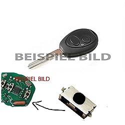 Für LAND ROVER DISCOVERY 2 TD5 DISCO Microtaster Mikrotaster Taster Fernbedienung Schlüssel