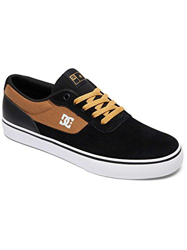 Chaussures DC SHOES SWITCH S Black tan Black
