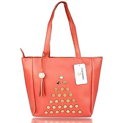 Clementine Colosseum Women's Handbag (Pink)