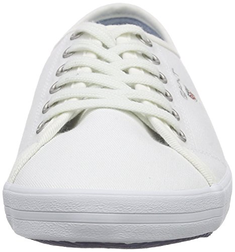 GANT New Haven Damen Sneakers Weiß (white G29)
