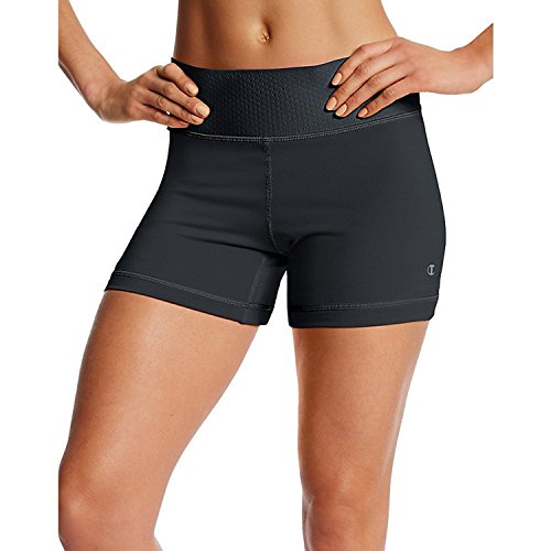Champion Women's Absolute Fusion Shorts With Waistband (Champion Shorts Spandex)