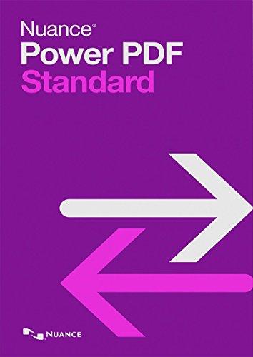 Nuance Power PDF Standard 2 (Release 2.1) 1 PC EFS PKC multilingual