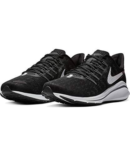 Nike Air Zoom Vomero 14, Zapatillas de Running para Hombre, Negro (Black/White/Thunder Grey 001), 42.5 EU