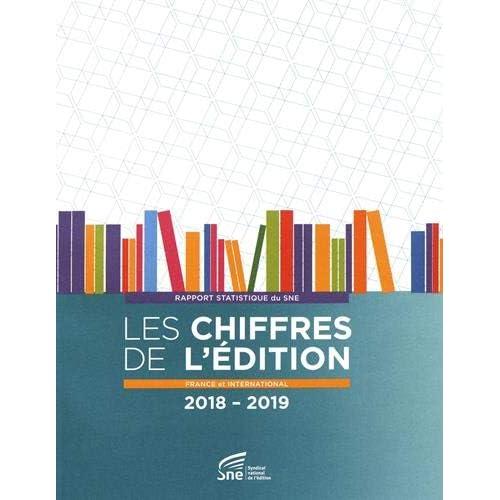 Les chiffres de l'édition : Rapport statistique du SNE France et international