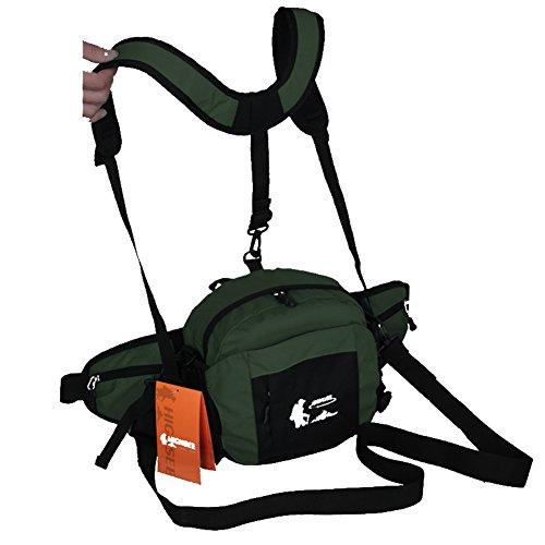 All'aperto multi-purpose sport borsa/ borsa a tracolla in esecuzione/ equitazione all'aperto Pocket-C A