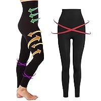 feeilty Vrouwen Sculpting Slaap Been Shaper Legging Sokken Body Shaper Afslanken Tummy Controle Leggings Broek