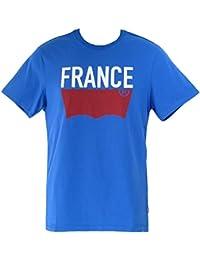 Levi's® Destination Tee France - T-Shirt - Short Sleeve - Men