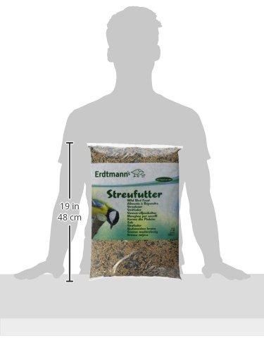 Erdtmanns Streufutter, 1er Pack (1 x 5 kg) -