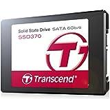 Transcend Unità SSD TS64GSSD370, 2.5 Pollici, 64GB, SATA3, MLC, Nero/Antracite