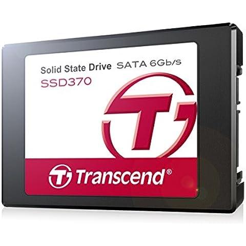 Transcend TS64GSSD370 - Disco duro sólido interno SSD de 64 GB (2.5