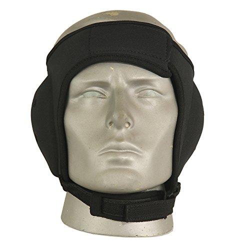 new-maxx-ear-guard-mma-grappling-wrestling-helmet-head-support-boxing-rugby-gear-black-s