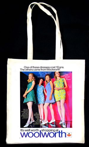 woolworth-1970-tote-bag