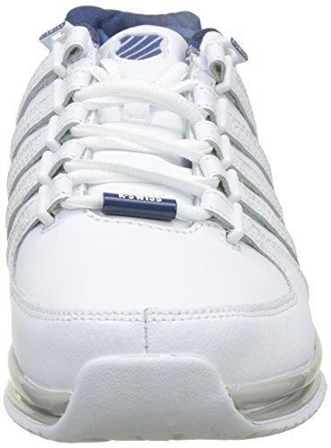 K-Swiss Rinzler SP Herren Sneakers Weiß (White/Ensign Blue/Camo)