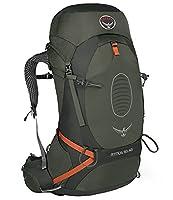 Osprey Atmos AG 50 Backpack - Men's-Graphite Grey-M
